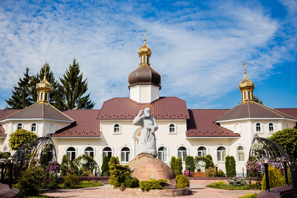 Житомирский свято-анастасиевский женский монастырь
