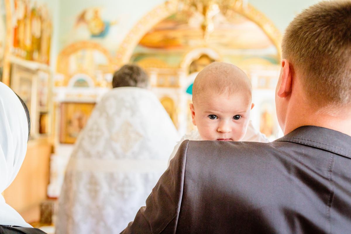 Фотограф на крещение Житомир