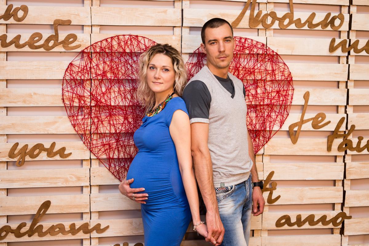 Фотосессия беременных Житомир