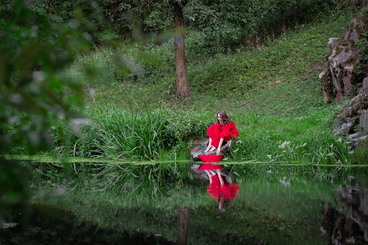 Фотосессия на природе Житомир