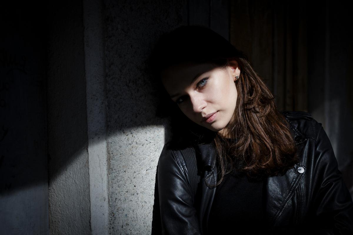 Портретная фотосессия в Житомире - Ольга