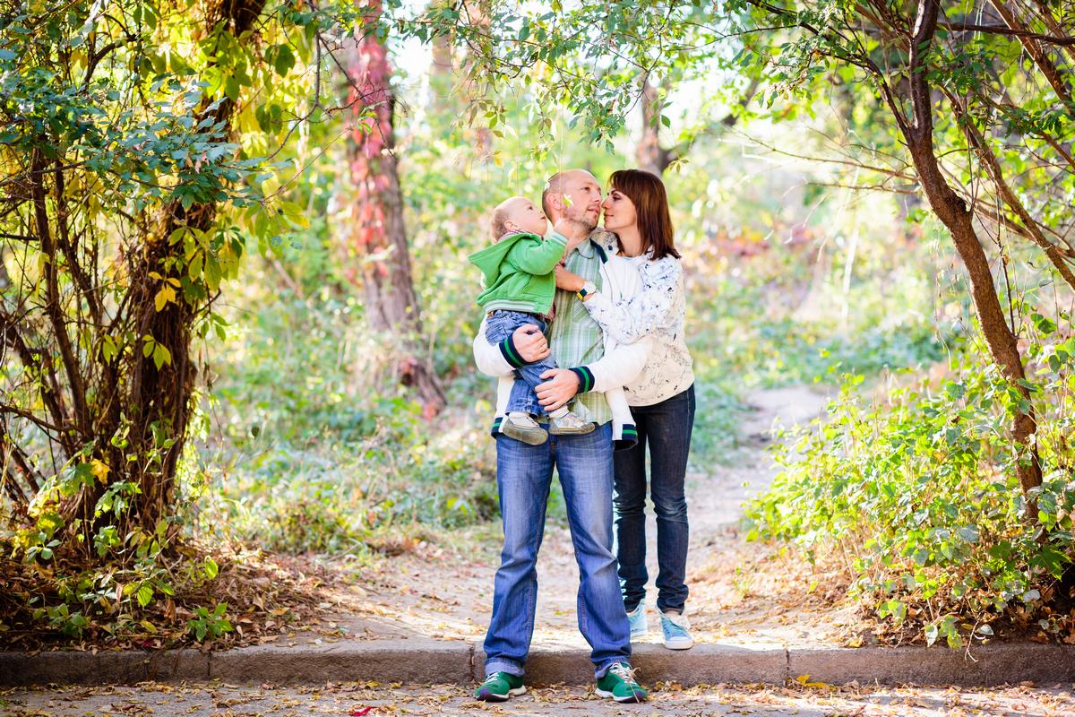 Семейная фотосессия в Житомире
