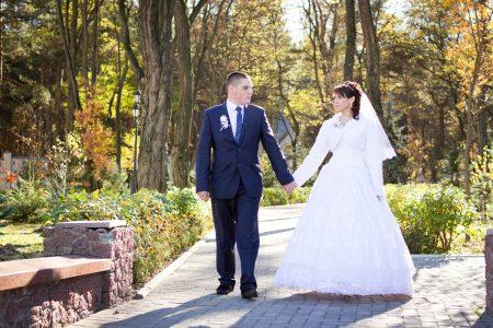 Венчание в Житомире Валентин и Алена